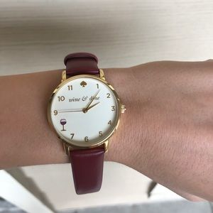 Kate Spade Wine&Dine Watch🍷